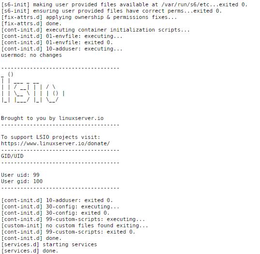 Deluge - установка торрент клиента на unRAID 6.8.3 17