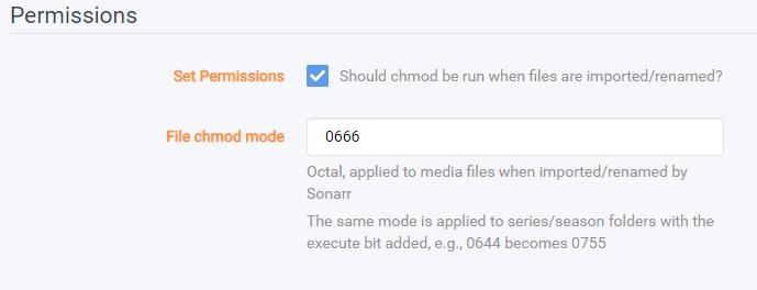 Sonarr – установка плагина для сериалов на unRAID 6.8.3 13