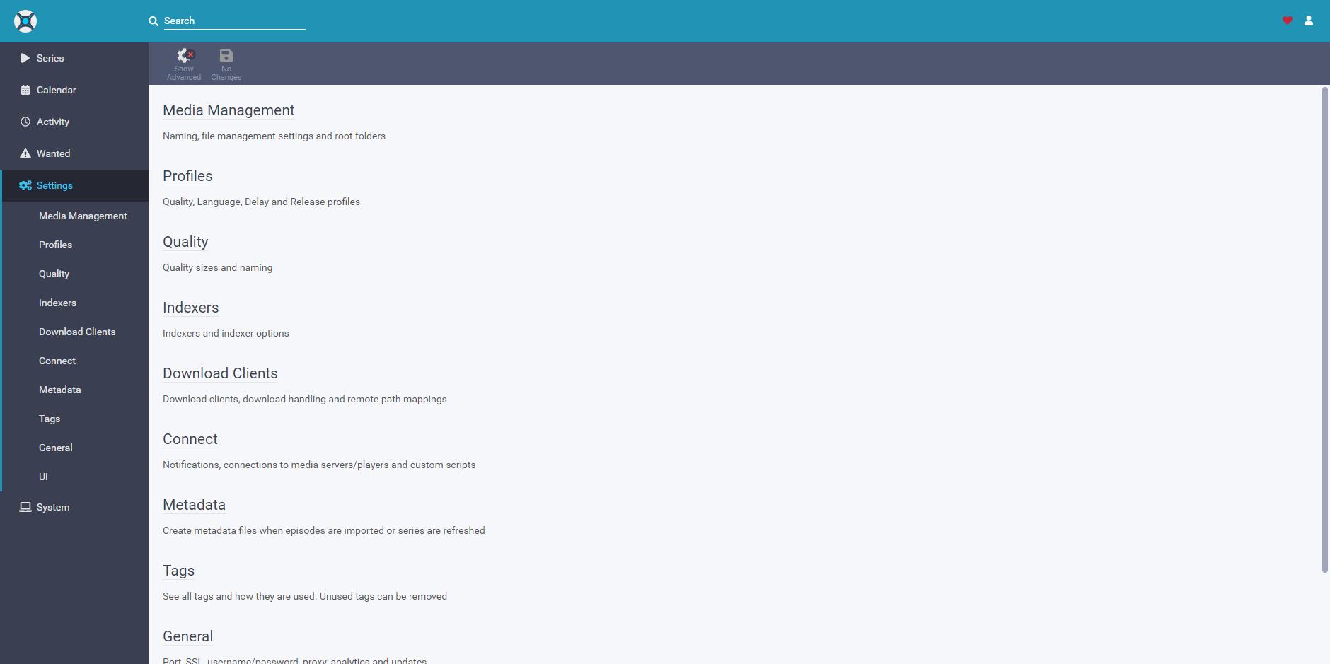 Sonarr – установка плагина для сериалов на unRAID 6.8.3 8