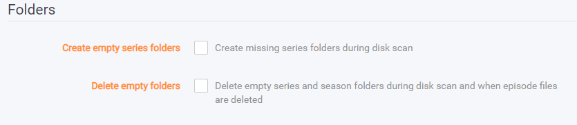 Sonarr – установка плагина для сериалов на unRAID 6.8.3 10