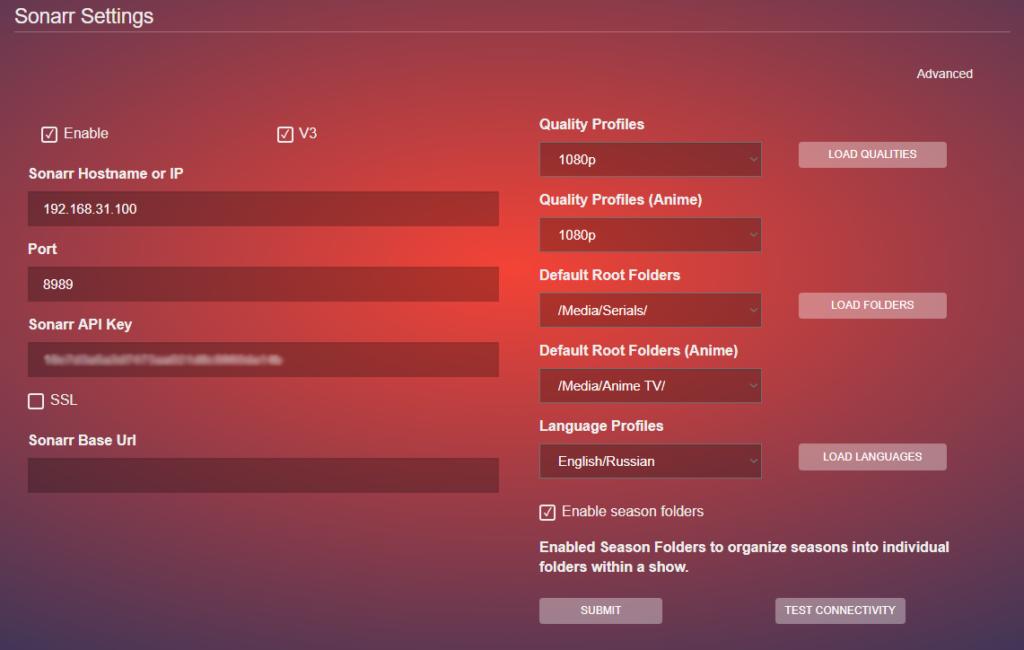 Ombi - личный стол заказов медиа-контента на Unraid 6.8.3 21