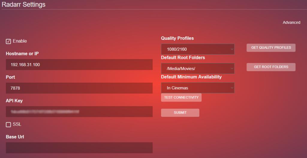 Ombi - личный стол заказов медиа-контента на Unraid 6.8.3 22