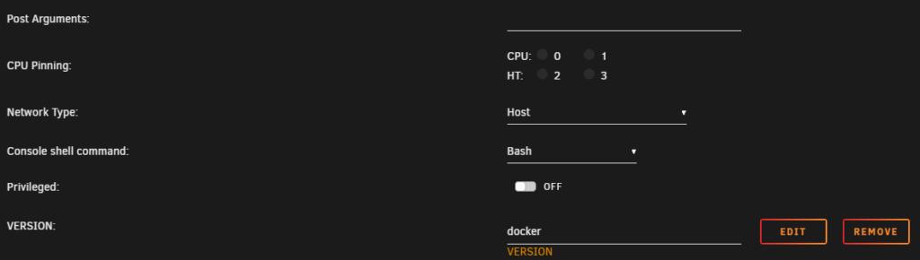 Plex – установка домашнего медиа сервера на Unraid 6.8.3 12