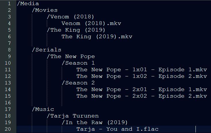Plex – установка домашнего медиа сервера на Unraid 6.8.3 63
