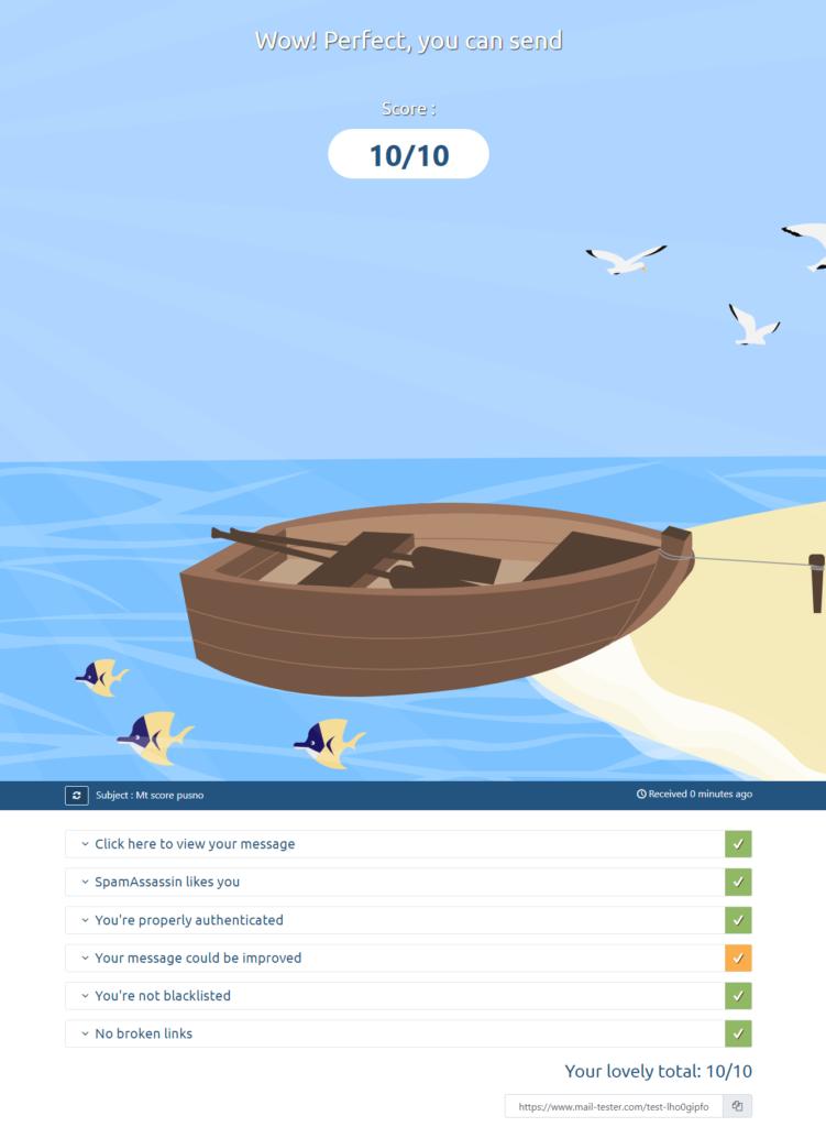 Mailcow - поднимаем свой почтовый сервер на Unraid 6.8.3 40