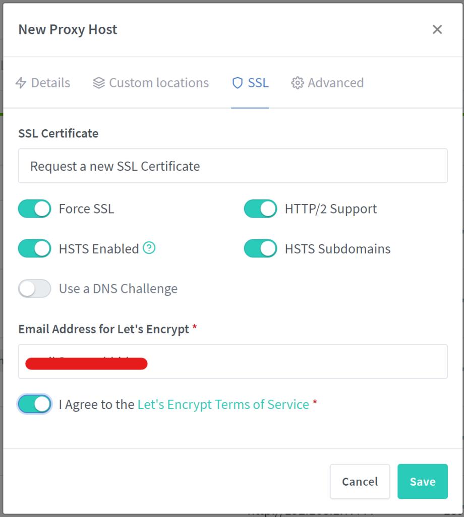 Mailcow - поднимаем свой почтовый сервер на Unraid 6.8.3 26