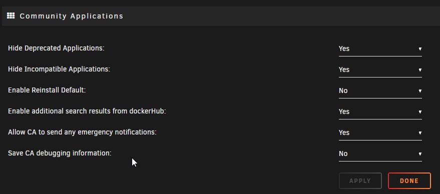 Community Applications Unraid - подключение репозитория в анрейд 6.8.3 2
