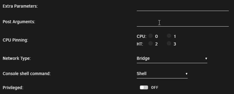 Nextcloud – создаем свое личное облако на unRAID 6.8.3 4